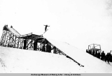 City Ski Bowl, Watertank Hill, Anchorage, Alaska.