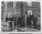 R[ail]r[oad], Y.M.C.A. committees, Anchorage, Alaska, Nov. 1916.