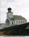Church of St. George, St. George Island, Alaska, 1986.