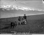 Dogomobile, Seward, Alaska, April 19th 1900.