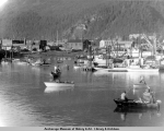 Seward Alaska Fishing Derby, 1956.