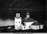 Church of the Holy Ascension, Unalaska, Alaska, 1984.