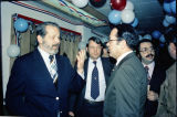 United States Senator (R) Ted Stevens, Governor of Alaska (R) Jay Hammond, At Pres[ident] Ford's...