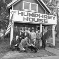 Democrats at Humphrey House, Old McCutcheon Residence at 7th and C St.
