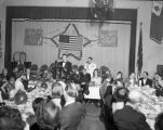 R.W. Atwood, Statehood banquet at Anchorage.