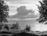 Cumulonimbus over Cook Inlet.