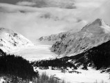 Glacier near Grandview, 1944