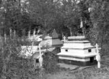 Native Cemetery at Eklutna