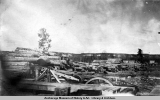 Holman Sawmill, 1908, Copper Center.