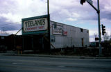 Teeland's Shopping Center in Wasilla.