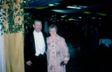 Joe Redington Sr. and Vi Redington at President Reagan's inaugural ball in 1981.