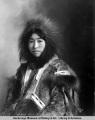 Miss Effie, bell of Eskimos, Nome, Alaska.