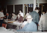 Constitutional Convention, Fairbanks, 1955.