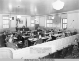 20th Territorial Legislature, House of Representatives, Juneau, Alaska, Jan., 1951.