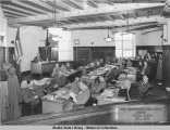 20th Territorial Legislature, Senate, Juneau, Alaska, Jan., 1951.