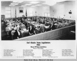 Second Alaska State Legislature, House of Representatives, 1961.