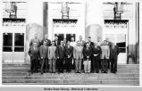 Second Alaska State Legislature, Senate, 1961.
