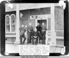First Officials of Civil Government of Alaska, Organic Act of Congress, May 17, 1884.