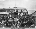 Nome, Alaska, July 4th celebration, 1903.