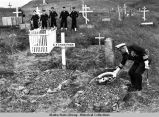 Bering Sea Patrol memorial in Unalaska, August 4, 1990.