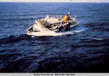 Sinking of the PRINSENDAM, October 4, 1980.