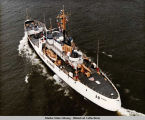 Coast Guard cutter STORIS, 1986.