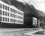 Capitol School and Fifth Street School, Juneau.