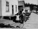 Native children at Kake, Alaska.
