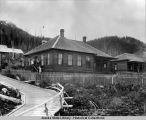 Residence of Ready Bullion foreman, Treadwell, Alaska.
