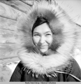 Anna Alexie, who served as an interpreter; Napakiak, Alaska, 3/1940.