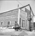 Nenana - old road house, 10/1941.