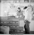 Pt. Barrow Native store, 3/1942.