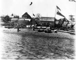 Memorial Day at Killisnoo, ca. 1900.
