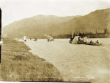 Fifty Mile River, 1898.
