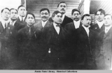 ANB Founding Fathers posed in 1912.
