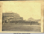 Parade Grounds Sitka, c. 1884.