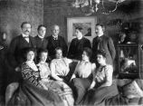 John Noyes family of Butte, Montana.