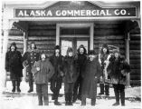Alaska Commercial Co., Dawson, Y.T.