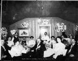 Sweet Marie's birthday party, Dawson, Y.T., 1900.