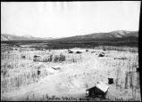 Yukon Valley across the river,  Eagle, 1900.