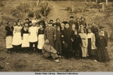 Native Sisterhood. Douglas, Alaska. Nov. 19, 1921.