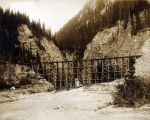 Copper River & Northwestern Railway, Mile [124 ?]