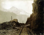 Copper River & Northwestern Railway, Alaska, Mile 103.