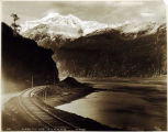 Along the line, Copper River & Northwestern Railway, Alaska.