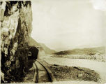 Abercrombie Canyon, Copper River & Northwestern Railway.