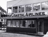 Alaska Coastal Airlines office.