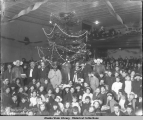 Elks 1913 Christmas Tree, Juneau, Alaska.