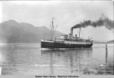 "The sinking of the Princess Sophia. (1)  ""Princess Sophia"", Juneau, Alaska."