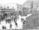 Alaska-Juneau labor strike, June 24, 1935. (1)