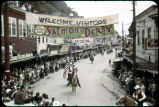 Statehood celebration parade, Juneau, July 4, 1959.